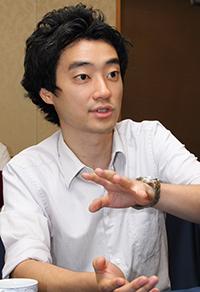 「若者が未来に希望を持てる社会にしたい」と語る今井紀明氏