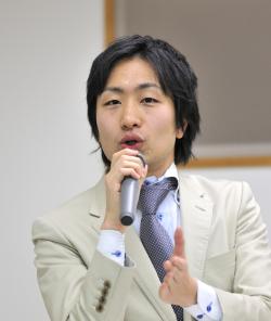 休眠口座国民会議呼びかけ人の駒崎弘樹氏