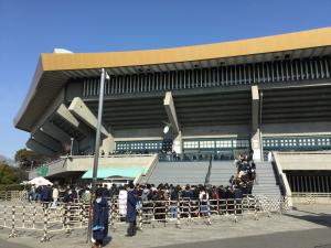 東京オリンピックで空手競技の舞台となる日本武道館